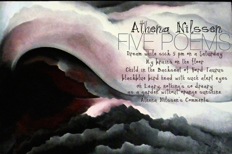 Artwork for Athena Nilssen's poems