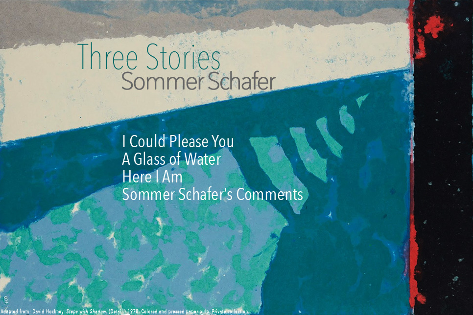Artwork for Sommer Schafer's stories