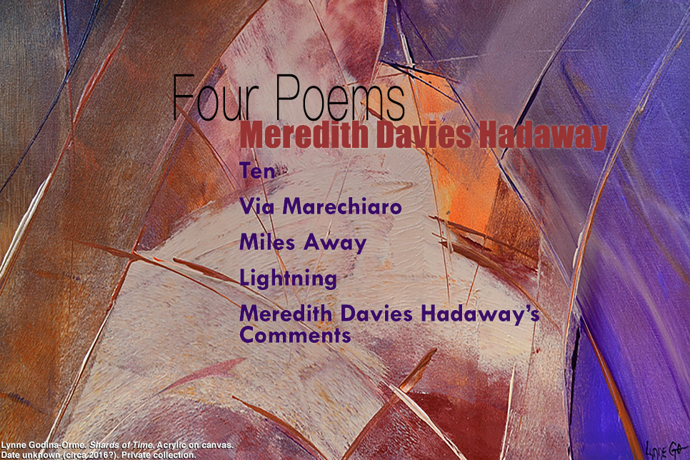 Artwork for Meredith Davies Hadaway's poems