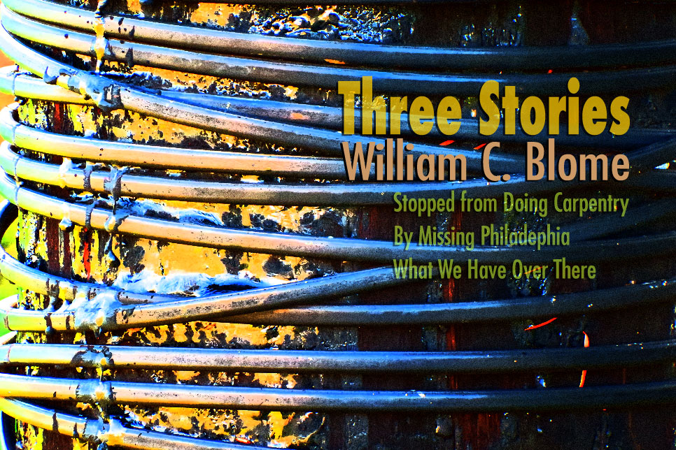 Artwork for William C. Blome's stories